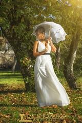 Lore (Emilio Romanos Fotografa) Tags: fashion umbrella moda galicia galiza judith otoo paraguas outono lorena peke carballio almuzara