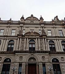 CBHQ (Bricheno) Tags: scotland glasgow bank headquarters escocia hq sculptures szkocja schottland scozia cosse clydesdalebank  esccia   bricheno scoia