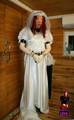 forced feminization wedding Bride in Handcuffs (rubberdoll_lisa1) Tags: fetish bride doll bondage rubber tgirl tranny latex forced weddingdress bridal crossdress handcuffs feminization handcuffed rubberdoll femalemask feminzation