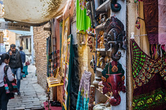 A Street shop @ Jaisalmer Fort (princegs) Tags: street india cityscape fort sony sonar jaisalmer rajasthan kella nex sonarkella nex6