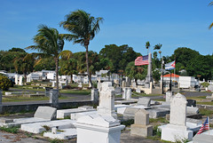 Key West (Florida) Trip, November 2013 0081Ri 4x6 (edgarandron - Busy!) Tags: cemeteries cemetery grave keys florida graves keywest floridakeys