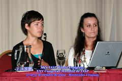 "Kongres IASP 2009: Alenka Tančič in Vita Poštuvan • <a style=""font-size:0.8em;"" href=""http://www.flickr.com/photos/102235479@N03/11904576253/"" target=""_blank"">View on Flickr</a>"