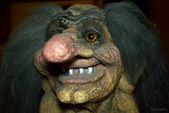 Troll (_Augusto_) Tags: troll fantascienza bosco magia folletti folletto
