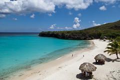 On the beach .. Curacao (:: edgar 37 :: 1.8 Million + views :: THANKS !!) Tags: blue beach water clouds canon palms wasser wolken bluesky curacao blau blauerhimmel antilles netherlandsantilles bucht caribbian westpunt ef24105mmf4lisusm playaabou canoneosd canoneos5dmarkii dutchcaribbian