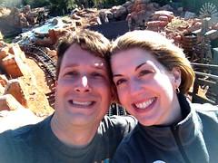 Thunder Mountain Railroad (rhetthughes) Tags: january disney day4 magickingdom farrah 2014