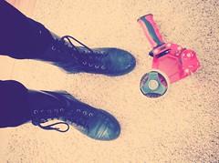 Self Portrait (shadowcat294) Tags: portrait black self myself boots personal version tape boxing selfie likeness boxtape uploaded:by=flickrmobile louisianafilter flickriosapp:filter=louisiana