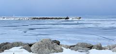 Georgian Bay lookout (maureen.elliott) Tags: winter ice collingwood georgianbay