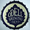 odell brewing co dark blue bottle top (Andy M Johnson) Tags: squaredcircle