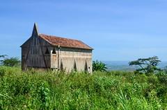 Old church (jbdodane) Tags: africa angola bicycle church cuanzanorte day466 dembos hills ruins freewheelycom cycling vélo cycletouring cyclotourisme velo jbcyclingafrica