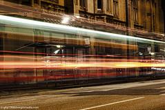 One Night, a Thousand Light Trails (ghp-1968) Tags: city longexposure nightphotography color colors bristol lights centre lighttrails longexposures bristolcity nikonphotography nikond90 nikond90photography wwwgaryhornephotographycom