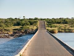 bridge over the Sabie River (alex1derr) Tags: africa bridge river southafrica krugerpark sanparks lowersabie