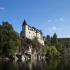 Au bord de l'eau **--- °-° (Titole) Tags: squareformat titole château castle dordogne bluesky nicolefaton châteaudelatreyne treyne thechallengefactory
