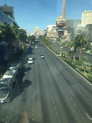 Las Vegas Blvd. Looking North