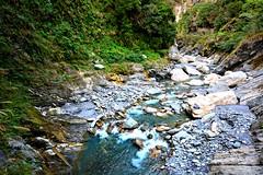 Taroko Wilderness (Mark Tindale) Tags: wilderness nationalpark taroko wild river rivers rapids stream rocks green pure spectacular subtropical taiwan nationalparkribbet
