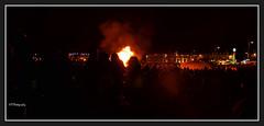 05.11.16 Bonfire night.. (Tadie88) Tags: weymouthdorset 2017 bonfirenight nightphotos weymouthbeach bonfire sandartistscabin hotels alexandergardens beach flames nikond7000 nikon18200lens handheld
