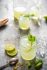 home made limonada (magshendey) Tags: drink limonada summer foodstyling foodphotography limes green fresh cold refreshing