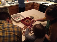 "Paul Makes Gingerbread Men with Tessa and Davy • <a style=""font-size:0.8em;"" href=""http://www.flickr.com/photos/109120354@N07/32957401842/"" target=""_blank"">View on Flickr</a>"