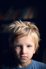 Good Morning :) (yulia.starostina) Tags: portrait kidsphotography messyhair boy yuliastarostinaphotography yuliastar lightshadow