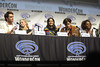 KJ Apa, Lili Reinhart, Camila Mendes, Cole Sprouse & Ashleigh Murray (Gage Skidmore) Tags: kj apa cole sprouse lili reinhart camila mendes ashleigh murray luke perry madchen amick marisol nichols sarah schechter jon goldwater roberto aguirre sacasa riverdale wondercon 2017 anaheim convention center california