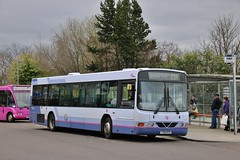 One Of 6 (254) (61705) (DeadManBreathing96) Tags: first glasgow firstglasgow volvo b10ble wright renown y301 rtd y301rtd 61705 muir street motherwell station north lanarkshire scotland olympialivery overtown sv609 firstgreatermanchester 663