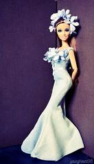 Plumbago (youngheart98) Tags: life inthe dreamhouse teresa hispanic plumbago leadwort doll tan flowers barbie