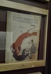 Lo que cuenta Novelas y Cuentos. Las portadas de Manolo Prieto 1940-1957. (ciudad imaginaria) Tags: madrid exposición museodeartesdecorativas manoloprieto julesverne julioverne