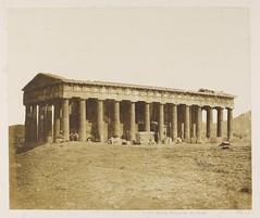 Ο Ναός του Ηφαίστου (Θησείο) (Giannis Giannakitsas) Tags: αθηνα athens greece grece 19th century 19οσ αιώνασ james robertson