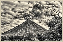 terrestrial forces (i.v.a.n.k.a) Tags: ivanadorn ivanahesova sonyalpha colima volcano active eruption mexico volcandefuego