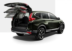 ALL NEW Honda CR-V 2017 รถยนต์เอสยูวี ฮอนด้า ซีอาร์-วี รุ่นใหม่ (8)