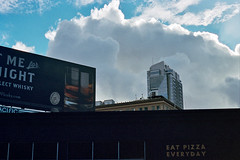 eat pizza everyday (Mike sheahan) Tags: portland portlandor oregon pizza city cityscape