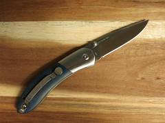 Kershaw Crown (CapCase) Tags: knife cutlery blade kershaw crown folder pocketknife linerlock