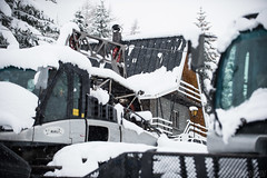 Un altro week-end di polvere-28 ( YariGhidone ) Tags: rosso neve snow winter van life camper vanlife mountains mountain landscape paradise ski prali sestriere sport action freeride freeski cold ice