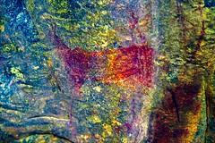DSC06025 - BONGANI Spot 1_lds (HerryB) Tags: 2017 southafrica afrique afrika sar sonyalpha77 sonyalpha99 tamron alpha bechen fotos photos photography sony herryb mpumalanga rockart rockpaintings peintres rupestres san zeichnungen höhlenmalerei paintings bushmen buschmänner dstretch harman jon jonharman enhance falschfarben restauration bongani lodge mountain bonganimountainlodge spot1