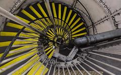 Spiral (scarlet-pimp) Tags: stairs tubestation underground london subterranean staircase spiral city spiralstaircase londonunderground ovaltubestation places architecture