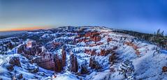 Bryce Canyon National Park Panorama at Sunrise (i8seattle) Tags: brycecanyon bryce brycecanyonnationalpark hoodoo hoodoos