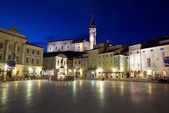 Tartini Square, Piran (cappuccino289) Tags: slovenia piran adria martini square