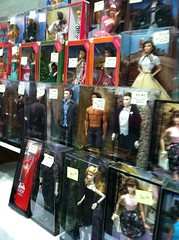 Wall of Barbies (stacyinil) Tags: gaw barbie