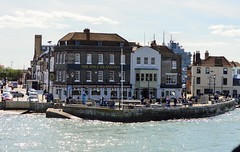 Old Portsmouth (PD3.) Tags: hampshire hants england uk portsmouth solent old spice island inn pub public house drinks food