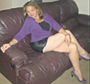 Sexy Short Leather Skirt and Long Legs (Leather Girl Jasmine1) Tags: leatherskirt leather skirt leder cuir babe blonde milf cougar sexy sex sexylegs longlegs highheels