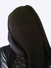 I am hidden #niqab (Veiled Maiden) Tags: niqab