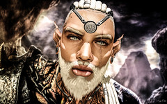 I see you... (Migan Forder) Tags: king male elf warrior fantasy medieval scifi sustore