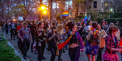 2017.04.01 Queer Dance Party - Ivanka Trump's House - Washington, DC USA 02090