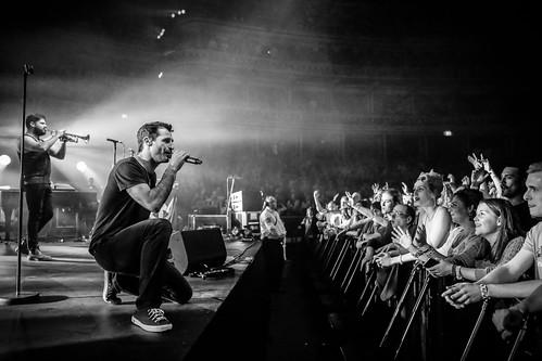 Live at the Royal Albert Hall London June 2015