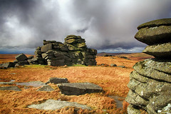 Fur Tor (OutdoorMonkey) Tags: furtor dartmoor moor moorland landscape countryside devon outside outdoor rock outcrop remote remotest wild wilderness