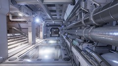 Final sights (Gothicpolar) Tags: turing test space ship scifi game pc screenshot scene pretty