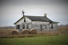 Abandoned Farm House (Mick Loyd) Tags: farmhouse abandoned oncewashome