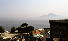 img380 (foundin_a_attic) Tags: vesuvius across bay naples sorrento harbour