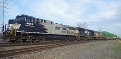 ns 4002 038 (Fan-T) Tags: ns4002 4002 ns acdc conversion hudson ohio ge