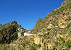 Ermita de S. Andres y S. Blas (kirru11) Tags: ermita sanandresysanblas camino rocas peñas naturaleza árboles cielo arnedillo lariojabaja españa kirru11 anaechebarria canonpowershot