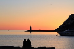 Sonnenuntergang-wirMallorca (andreastrojak) Tags: sonnenuntergang mallorca meer strand hafen boot boote fischerhafen insel balearen andratx wirmallorca